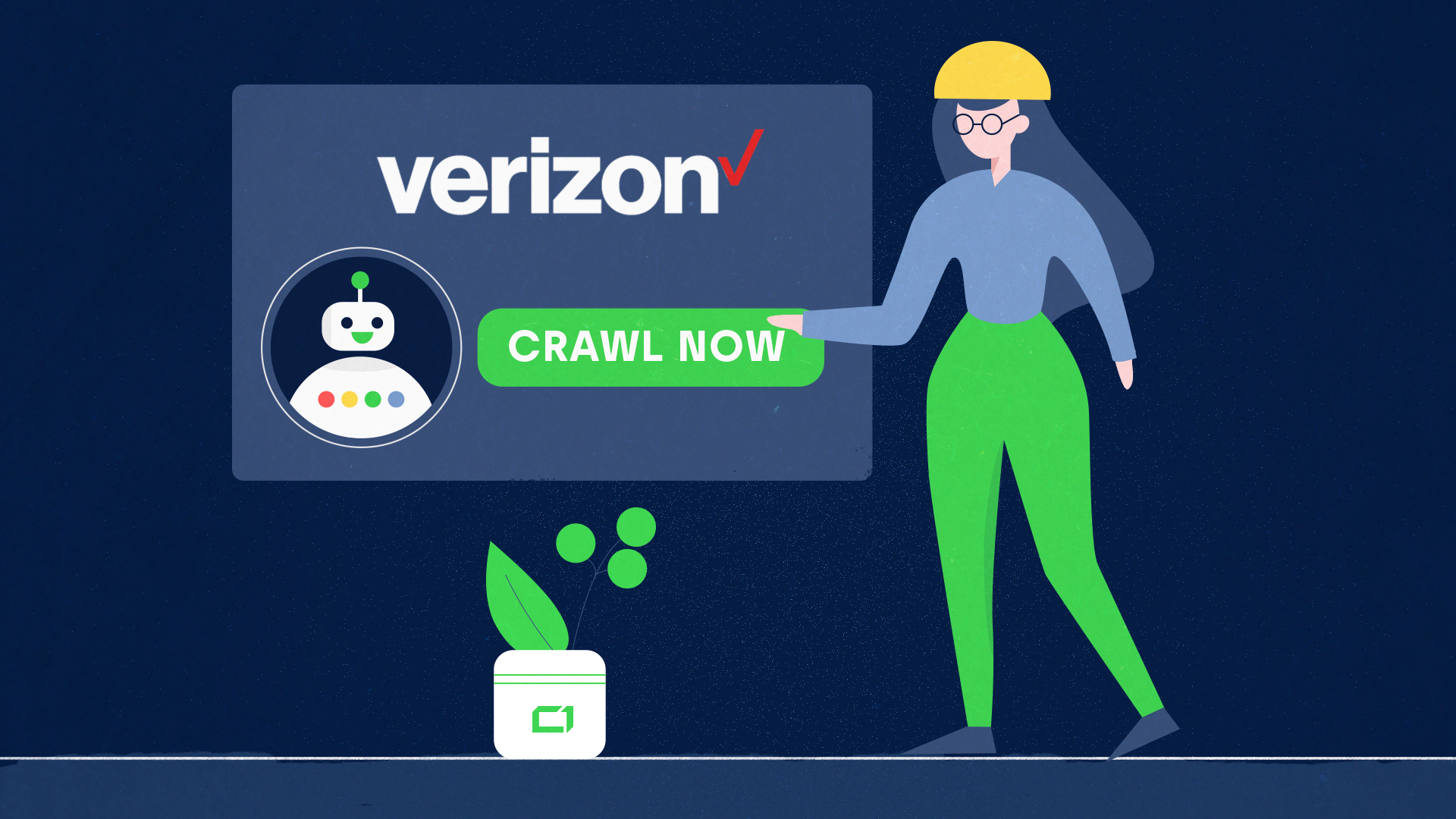 Verizon, Can We Crawl You Now?
