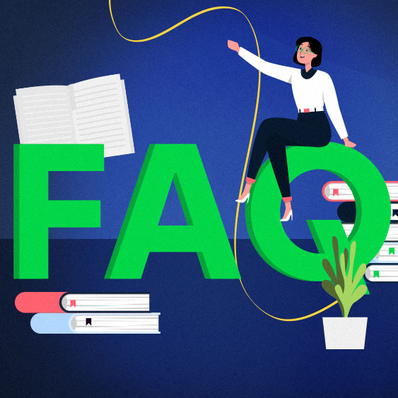 FAQ section about indexing